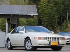 キャデラック セビルツーリング 本革シート・純正ナビ当時もの・V8ノーススター