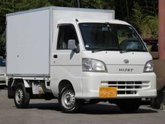 ハイゼットトラックエアコン・パワステ スペシャル 3方開 保冷車