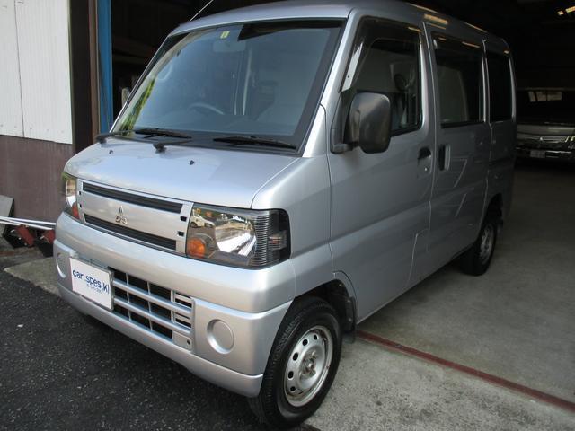 三菱 CD5速・4WD