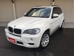 BMW X53.0si Mスポーツパッケージ ベージュレザーシート