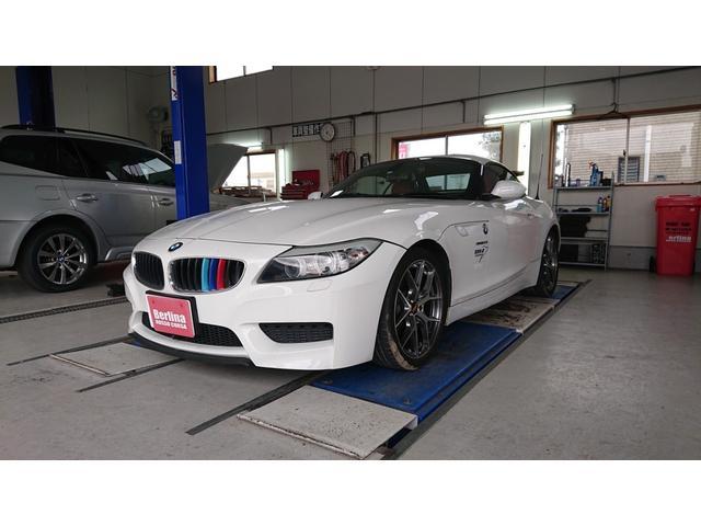 BMW sDrive23i Mスポーツパッケージ 赤レザーシート