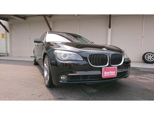 BMW 750Li サンルーフ OP21インチ