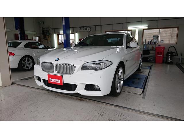 BMW アクティブハイブリッド5 Mスポーツパッケージ サンルーフ