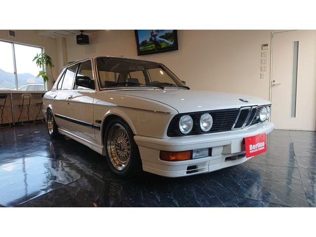 BMW 5シリーズ M535i BBSホイール 車高調 ディーラー車 左ハンドル