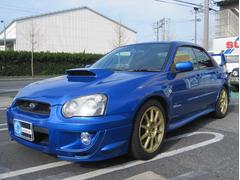 インプレッサWRX STi 4WD 6MT ローダウン