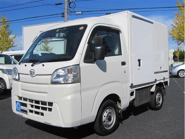 ダイハツ 冷蔵冷凍 4WD 両側スライド -7度設定 ドラレコ ETC