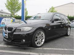 BMW320iツーリング ナビ Fリップ HDDナビ ETC