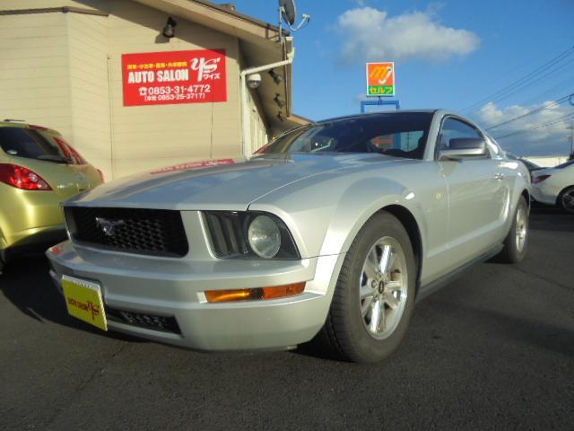 フォード マスタング V6 プレミアム (なし)