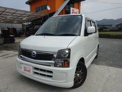 AZワゴンFT−Sスペシャル ターボ HID キーレス 車検2年付販売
