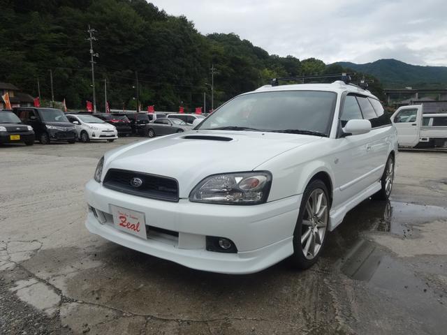スバル GT-B E-tuneII/5MT車/HDDナビ/地TV/