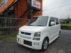 ワゴンRRR−DI CD/キーレス/4WD/ターボ/エンスタ/