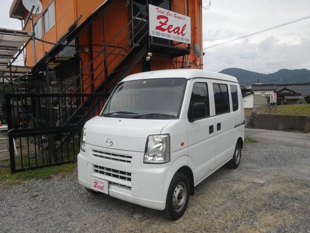 マツダ PA HDDナビ/ワンセグTV/CD/オートマ/車検整備付き/黒ナンバー申請可/