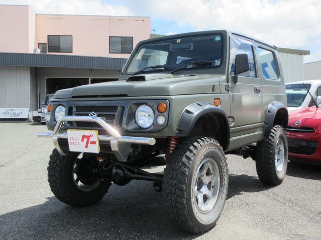 スズキ ジムニー ランドベンチャー 特別仕様車 ランドベンチャー パートタイム4WD 高低二段切替式