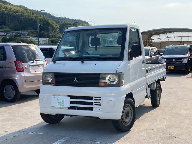 三菱  AT 軽トラック 2名乗り