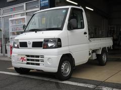 クリッパートラックベースグレード 4WD 5MT パワステ エアコン