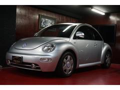 VW ニュービートルプラス 本革シート SR 左ハンドル 1オーナー 禁煙車