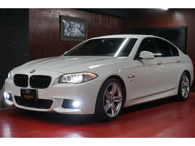 BMW 5シリーズ 528i Mスポーツパッケージ 今月限り!!在庫転売前最終価格!早い者勝ち!お問い合わせはお早めに!左ハンドル 本革シート ナビ バックカメラ