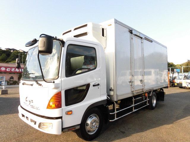 日野 冷蔵冷凍車
