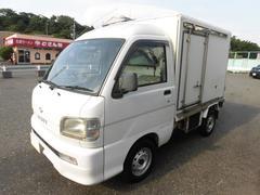 ハイゼットトラックパネルバン 冷蔵冷凍 保冷バン