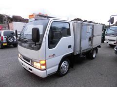エルフトラック高圧洗浄車