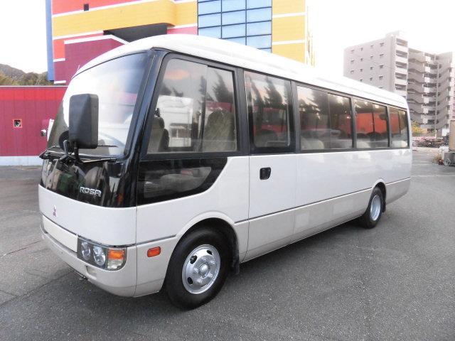 三菱ふそう ハイルーフ 29人乗バス