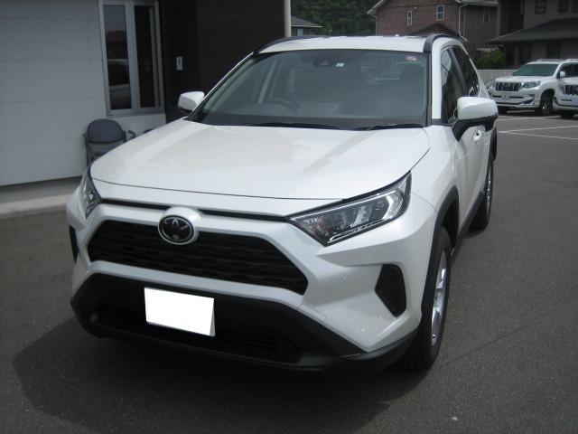 トヨタ X2WDセーフティセンス