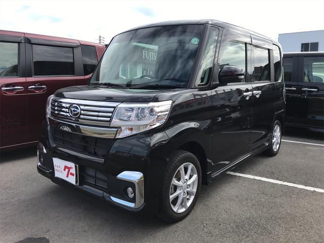 ダイハツ カスタムX 軽自動車 ブラック CVT AC AW 4名乗り オーディオ付