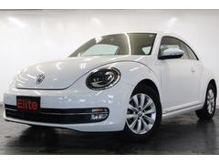 VW ザ・ビートルデザイン 1オーナー HID キーレス