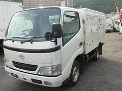 ダイナトラック1.2tベース シンショー製高圧洗浄車