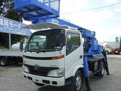ダイナトラック高所作業車エスマックST−125