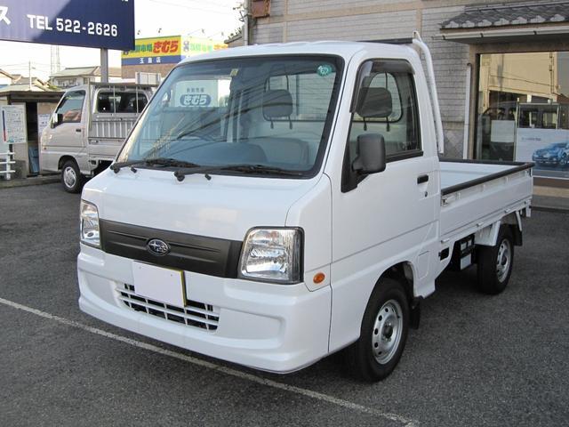 スバル TB 4WD 5速 三方開 禁煙車