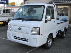 サンバートラックTB 4WD 5速 禁煙車 社外CD