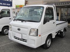 サンバートラックTB オートマ 2WD ワンオーナー車 軽トラック ホワイト