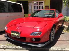 RX−7タイプRB 最終6型 車高調 同色ペイント