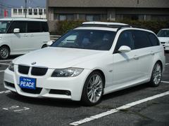 BMW325iツーリング Mスポーツパッケージ ナビ&フルセグTV