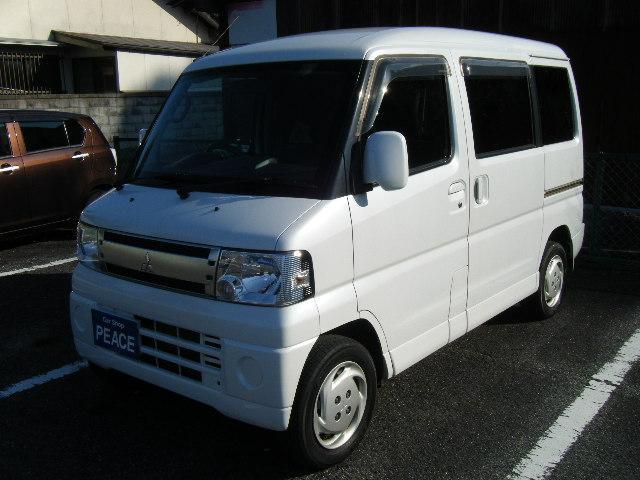 三菱 LX 切替4WD AT キーレス 純正オーディオ