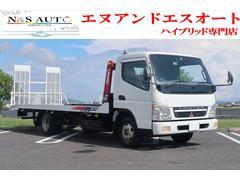 キャンター積載車 UC−33 NEO7 ラジコン 荷台内寸5m70