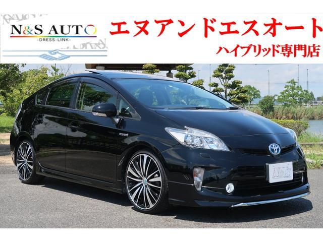 トヨタ Gツーリングセレクション モデリスタ サンルーフ 9型ナビ