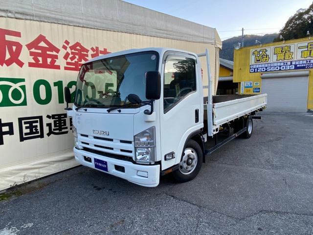 いすゞ  ロング 積載2,000Kg ETC エアコン スムーサーex