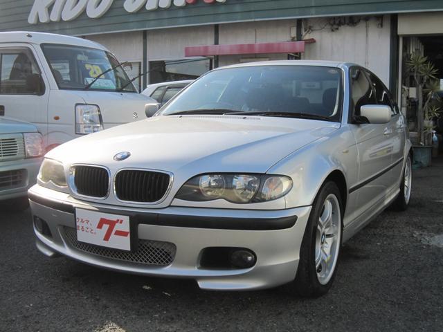 BMW 318i Mスポーツパッケージ エアロ ETC 純正アルミ