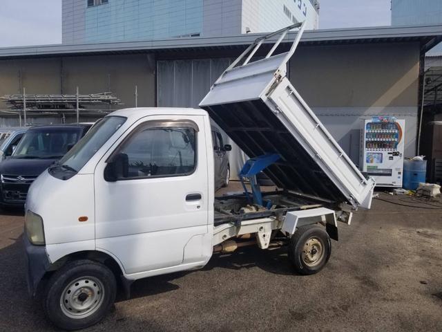 マツダ ダンプ 4WD 5速マニュアル エアコン