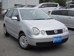 VW ポロベースグレード キーレス MD ディーラー右ハンドル