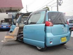 ポルテ150r 助手席電動リフトアップシート 福祉車両 左電動ドア