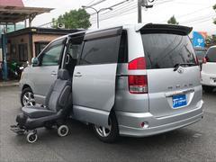 ノアX サイドリフトアップシート車 セカンドシート脱着 福祉車両