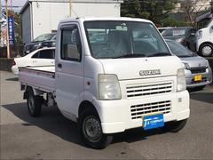 キャリイトラックKC エアコン パワステ 切り替え式4WD 5速MT 三方開