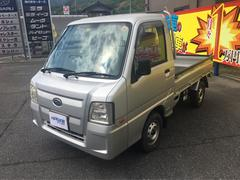 サンバートラックWエアバッグ 4WD CD エアコン パワーウィンドウ