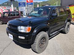 ハイラックスサーフナビ 4WD サンルーフ バックカメラ CD ETC