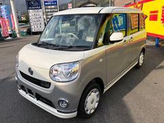 ムーヴキャンバスGメイクアップリミテッド SAIII 軽自動車 グレーII