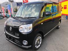 ムーヴキャンバスXメイクアップリミテッド SAIII 軽自動車 ブラック