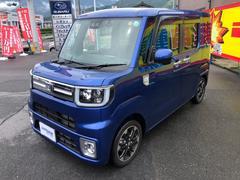 ウェイクGターボリミテッドSAIII ナビ 軽自動車 ETC